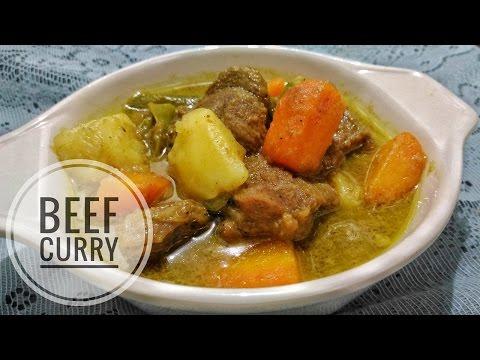 Beef Curry   Filipino Style   Food Bae