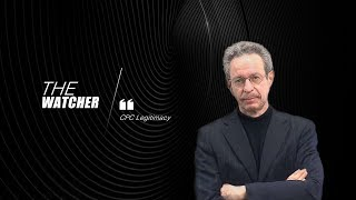 The Watcher: CPC legitimacy