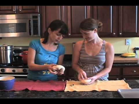 Making Cavatelli Homemade Pasta