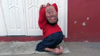 Upside Down Man: Body Bizarre Episode 1