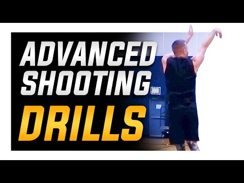 NBA Shooting Drills: Basketball Shooting Drills