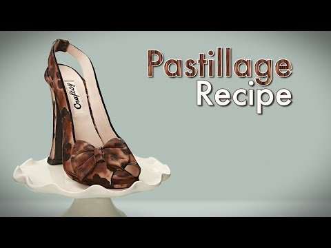 How-to Make PASTILLAGE
