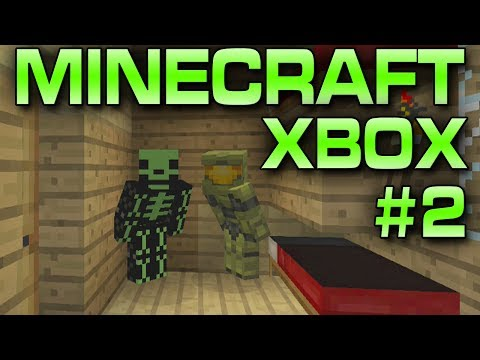 Xbox Minecraft - Bunk Bed #2 [Xbox 360 Edition]