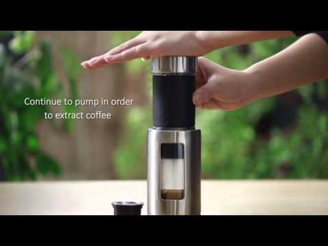 STARESSO - How to make Espresso & Cappuccino