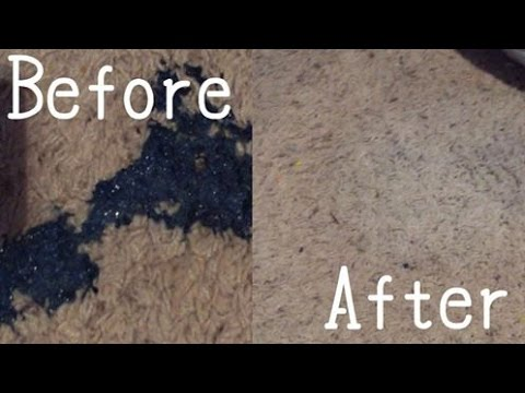 How To Get Slime Off Your Carpet