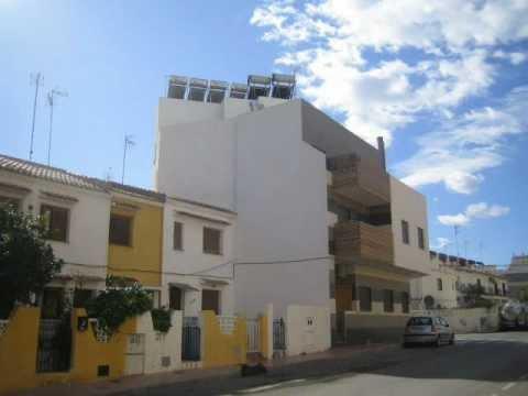 Torrevieja in february, Spain 2012