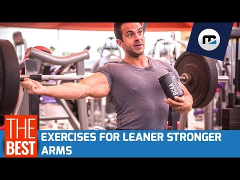 Toned Arms: The Best Exercises for Leaner Stronger Arms
