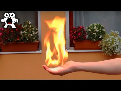 TOP 10 EASY SCIENCE MAGIC TRICKS ANYONE CAN DO