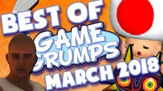BEST OF Game Grumps - March 2018