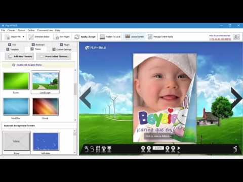FlipHTML5 – Free digital Publishing Software  for Interactive Magazine Publishing