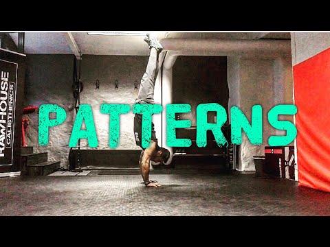 Capoeira Movement Patterns