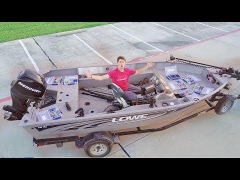 What's Inside My Boat? -- (FULL Walkthrough)