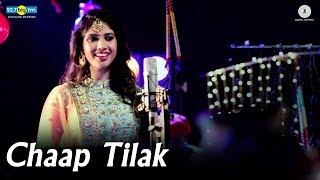 Chaap Tilak | Suro Ki Nau Deviya | Shivangi Bhayana | Samarpit Golani | Navratri Special