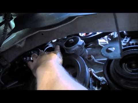 How To Change A Serpentine/Drive Belt (Dodge Caravan)