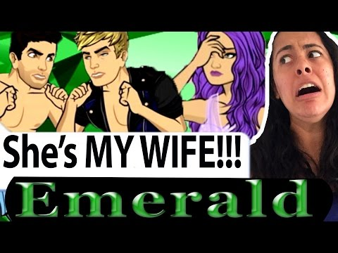 My Husband And Best Friend/Old Love Won't STOP FIGHTING!! - Emerald