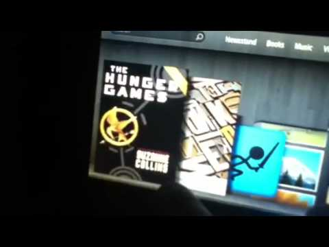 How to get paid books onto your kindle fire for free