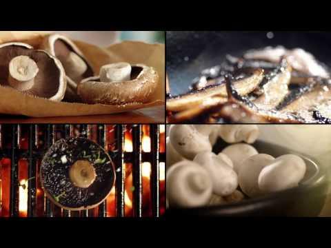 Australian Mushrooms - much healthier much tastier