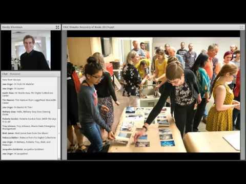 Miami Heritage Responders Webinar #2: Book and Paper Salvage
