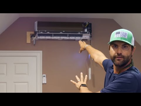 Repair Mini Split Air Conditioner Not Cooling // How To