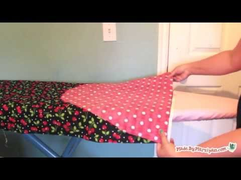 Quick & Easy Ironing Board Cover