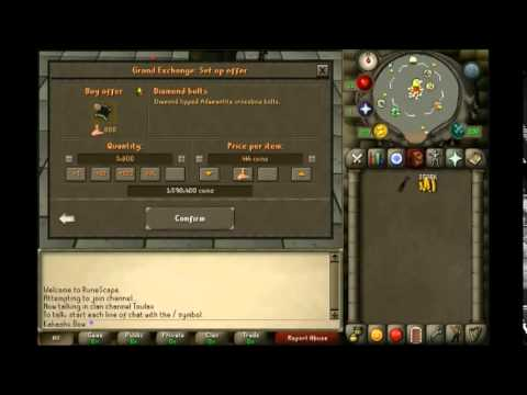 OSRS 07 Money making guide *222k* in 30minutes!