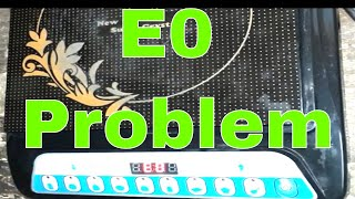 E0 problem and its cause of induction cooktop  - PakVim net HD