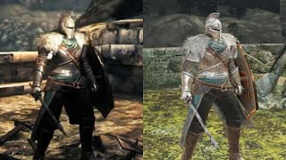 Dark Souls 2 downgrade full comparison