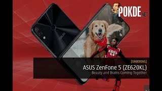 ASUS ZenFone 5 w/ New ZenUI 5 Unboxing