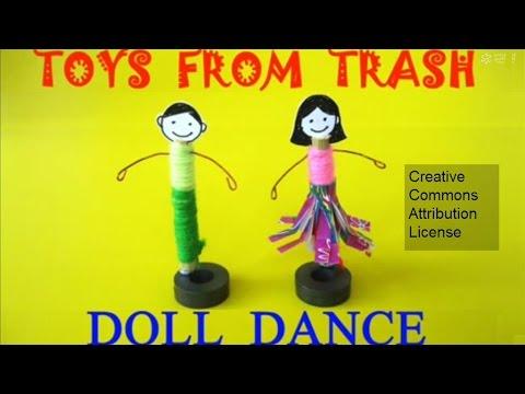 Doll Dance   Assamese   Fun with Magnets