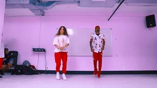 Easy Remix by Danileigh ft. Chris Brown choreography (Nat & Da Prince)