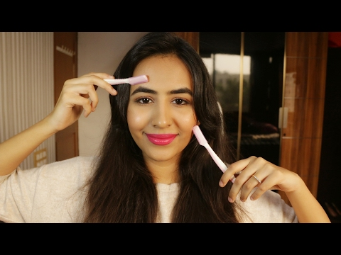 How to Shave Eyebrows, Facial Hair & Bikini Area at Home | Lets Shave