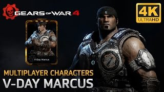Gears of War 4 - Multiplayer Characters: Lambent Grenadier Elite