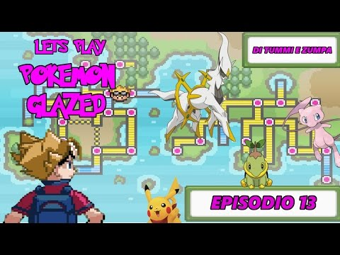 Pokemon Glazed #13 Eevee si evolve???