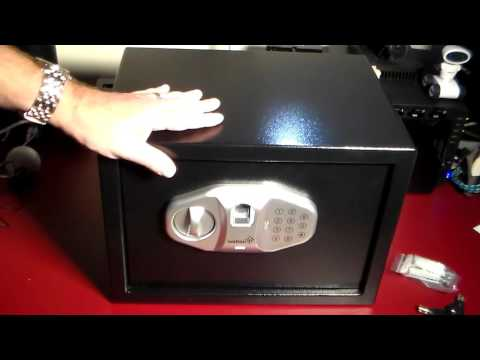 Ivation Electronic Biometric FingerPrint Safe