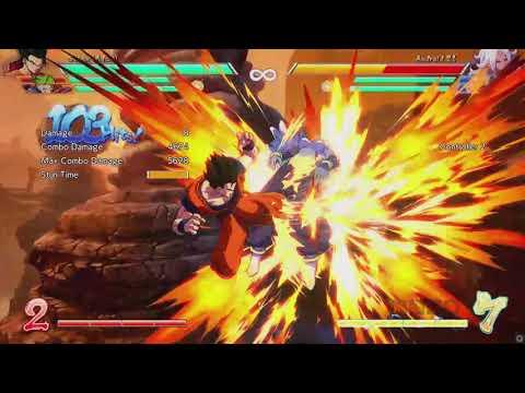 Adult Gohan Infinite - Dragon Ball FighterZ