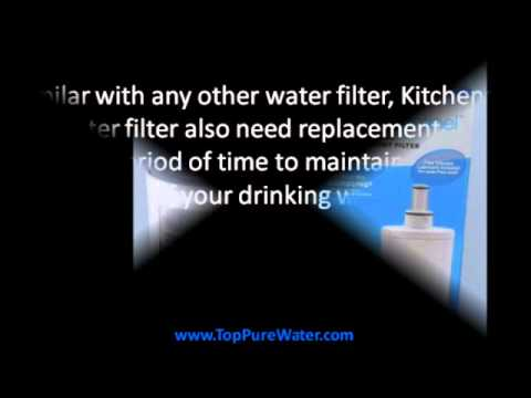 Kitchenaid Water Filter Replacement