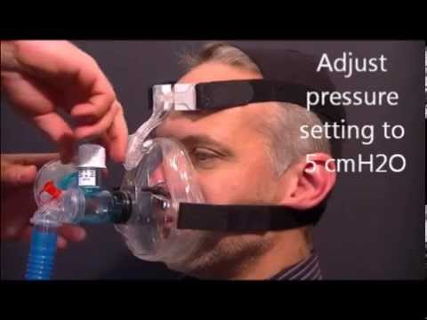 Rescuer Emergency CPAP System 8700