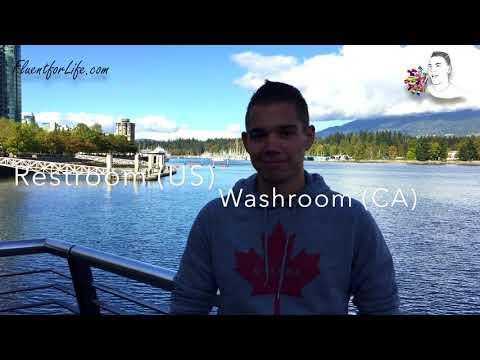 The Canadian English accent - Fluentforlife