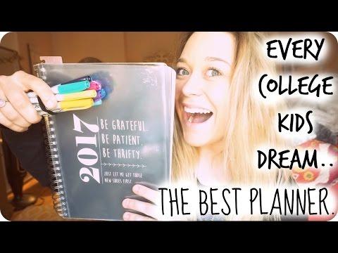 The BEST Planner for Nursing School!