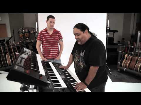 Ed Diaz Designed Keyboard Stand pt1   Brent's Hang