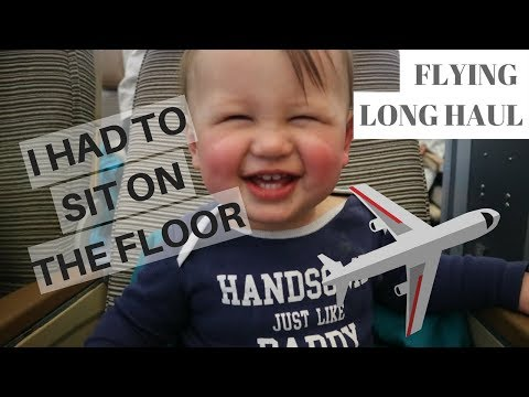 FLYING WITH BABY LONG HAUL | VIETNAM FAMILY TRAVEL VLOG #1