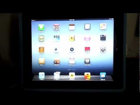 How to install iOS 6 over Wi Fi your iPad 3 and use SIRI (need to have min iOS 5 already)