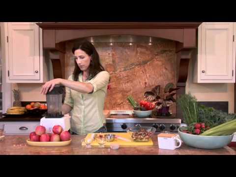 Curry Waldorf Salad: Raw Food Recipe