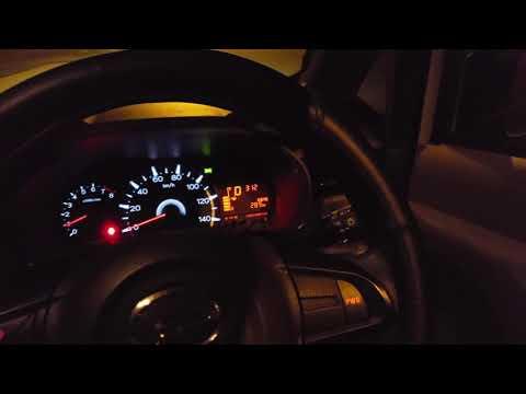 Daihatsu Move opening a door when Car is in IDLE MODE in URDU/HINDI