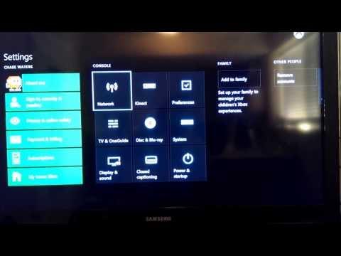 Xbox MAC Address | How to find the MAC address on your Xbox One