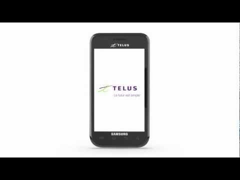 Samsung Galaxy S Fascinate - Configuration d'un compte de messagerie