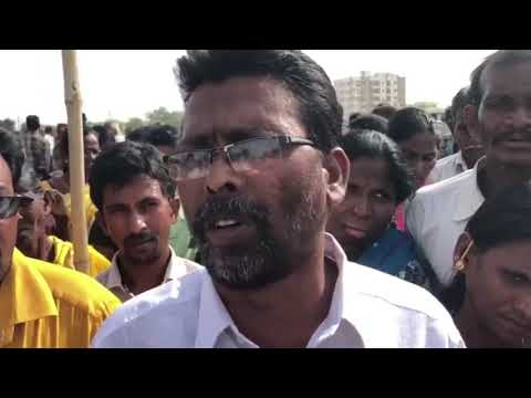 DALIT BROTHERS AND SISTERS WITH TELUGU DESAM
