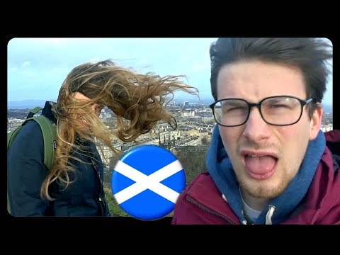 visiting Edinburgh & Aberdeen for the first time   ||   Scottish cities vlog