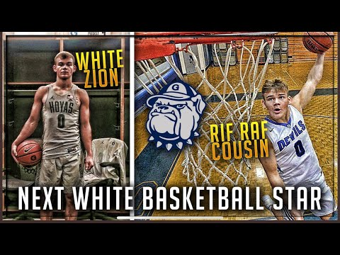 Meet The Next WHITE American Basketball Star! | Is Mac McClung The BEST Show In High School?