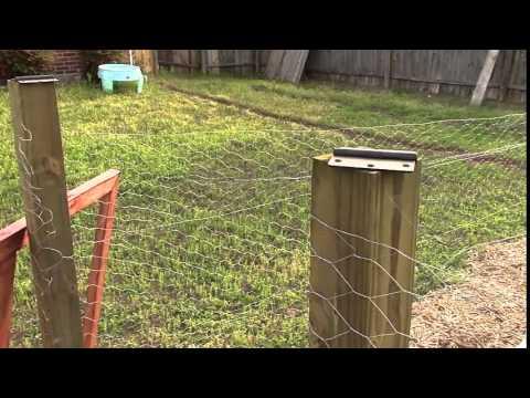 Building The New Garden Gate Part 2